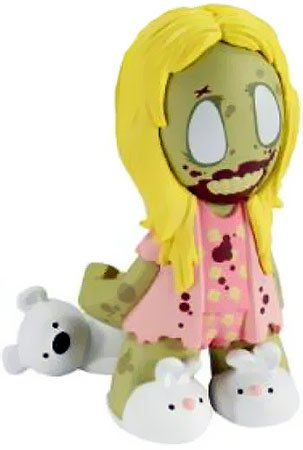 Walking Dead Mystery Mini Teddy Bear Walker